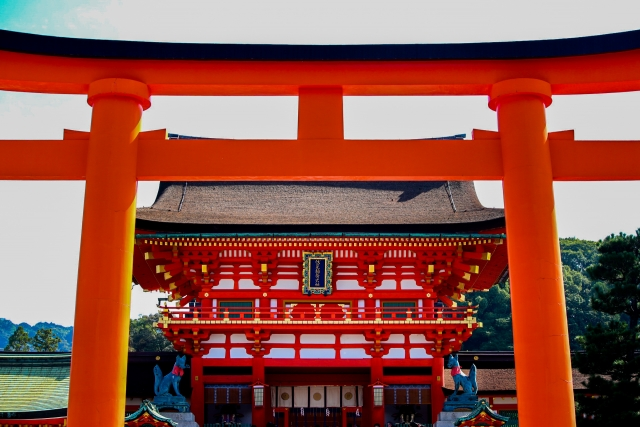 Fushimi-inari taisya